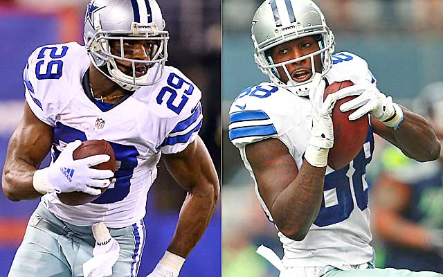 Demarco Murray Or Dez Bryant Gms Film Reveal Who Cowboys