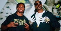 Trae Waynes, Snoop Dogg (USATSI)