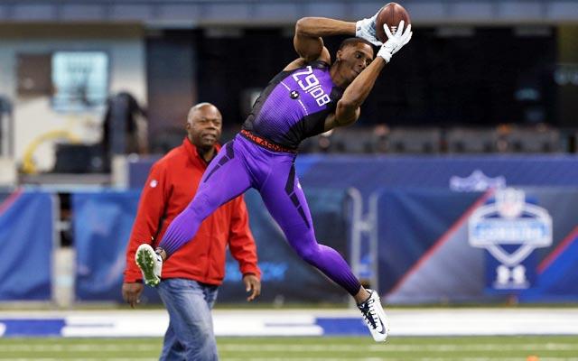 Byron Jones is the definition of freak athlete. (USATSI)