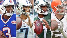Ranking QB situations
