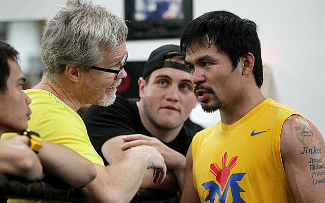 Sources No Truth To Roach Claim Of Mayweather Sparring