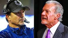 Why won't Irsay pay Pagano?