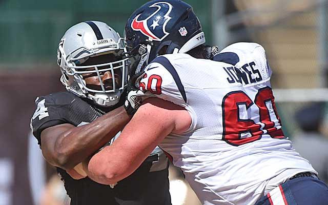 Ben Jones has turned into a solid starter in Houston. (USATSI)