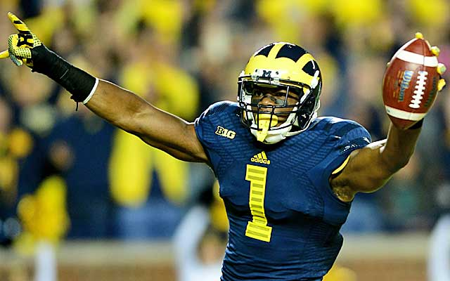 Chip Kelly get a big weapon in Devin Funchess.  (Getty Images)