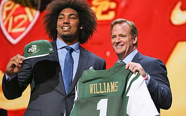 Leonard Williams Jets