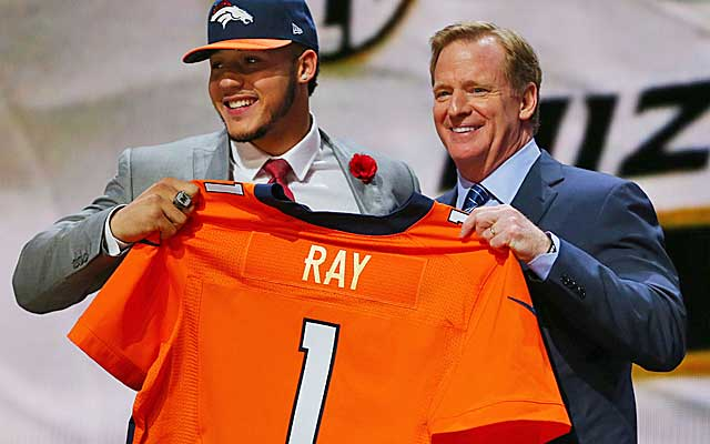 Shane Ray is heading to the Mile High City. (USATSI)