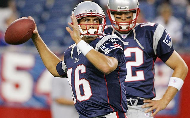 Matt Cassel stepped in for an injured Tom Brady in 2009, and the Patriots went 11-5.