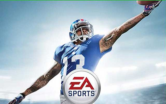 Odell Beckham Jr Made Madden History On Wednesday Usatsi