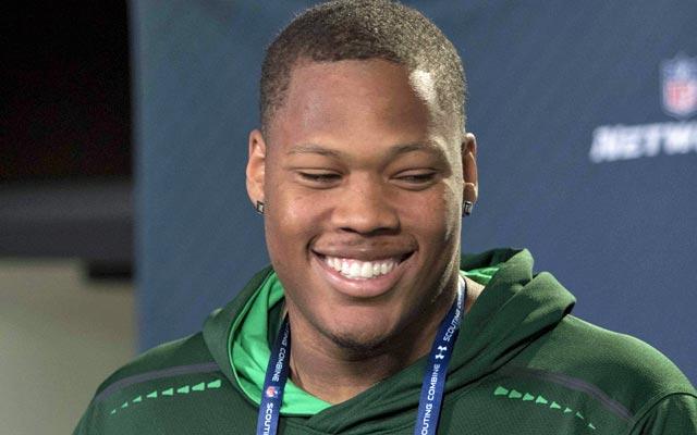 Watch out for Washington rookie Preston Smith. (USATSI)