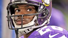 Adrian Peterson vs. Vikings