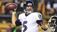 Flacco's constant success