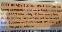 Brady IPA