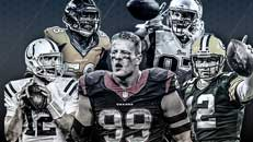Top 100 players in the NFL