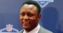 Barry Sanders (USATSI)