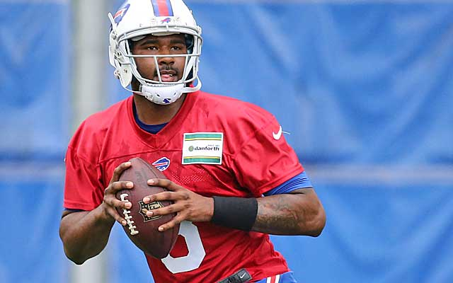 Can EJ Manuel play well enough to get the Bills to the playoffs? (USATSI)
