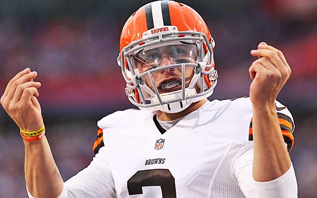 No one seems to know if Johnny Manziel was in Las Vegas. (USATSI)