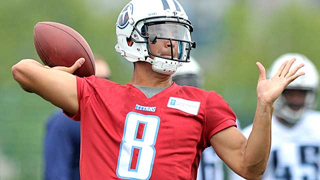 Did the Titans really need to drag out Marcus Mariota's contract negotiations? (Getty Images)