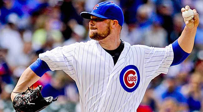 Cubs, Lester taking on Rockies at Wrigley