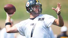 Steelers camp takeaways