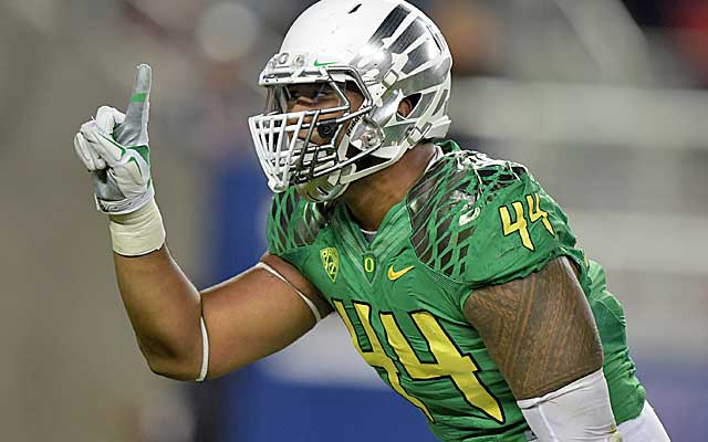 DeForest Buckner has the size and strength to line up anywhere. (USATSI)