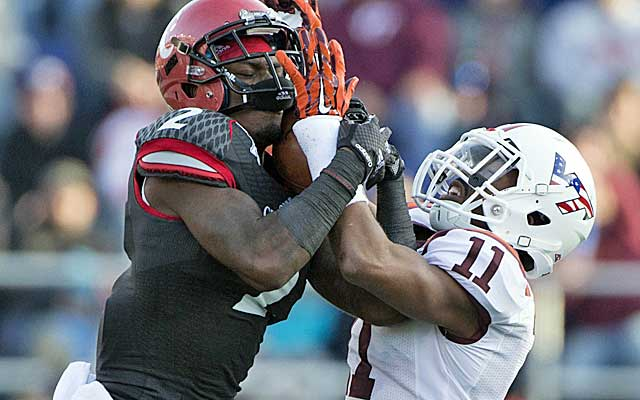 Kendall Fuller is a big-play corner who already has three brothers playing in the NFL. (USATSI)