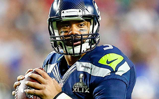 Russell Wilson says 'recovery water' healed his NFC title game head injury
