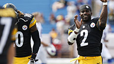 Live: Steelers-Bills