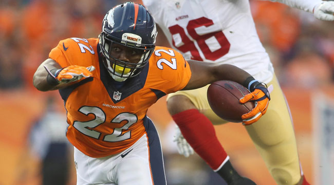 Live: Peyton, Broncos on top vs. struggling 49ers