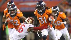 Broncos defeat 49ers