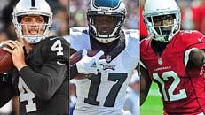 Nine NFL youngsters to watch