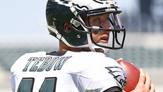 NFL roster moves: Tebow cut