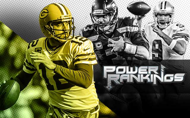 NFL Power Rankings: You'll hate this list -- unless you're a Cheesehead - NFL - CBSSports.com