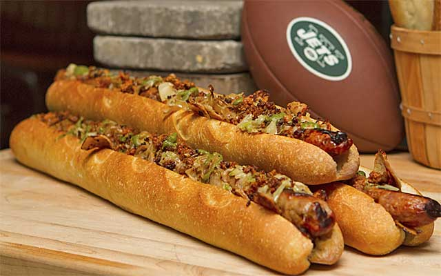 Hot Dog Sized Breakfast Sausage