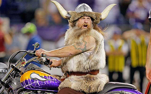 Ragnar wants to get paid.(USATSI)
