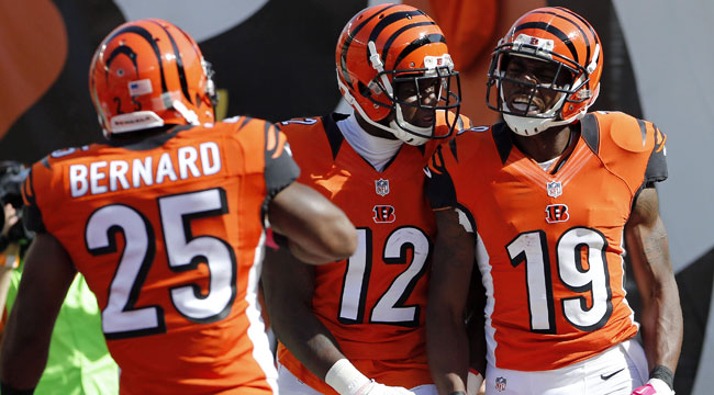 Week 4 Grades: Are 4-0 Bengals for real in AFC?