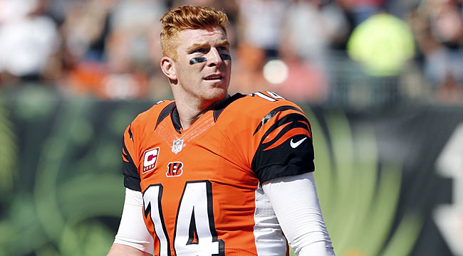 Prisco: Dalton, Bengals look like real winners