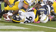 Steelers win on final play