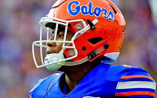 Vernon Hargreaves has 10 career interceptions at Florida. (USATSI)