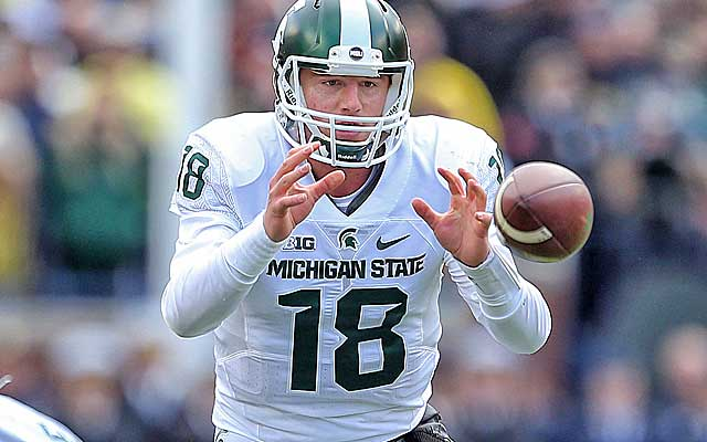 Will a banged-up Connor Cook be effective against a loaded Buckeyes defense? (USATSI)