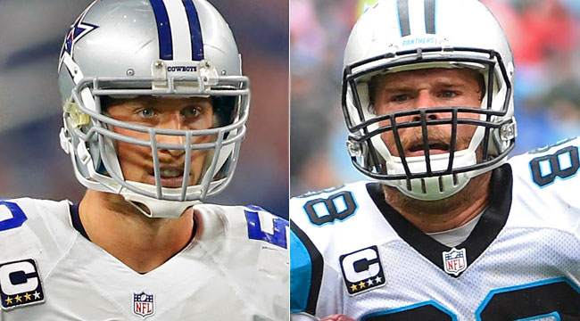 Thurs., 4:30 ET (CBS): Can Dallas stop Carolina?