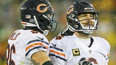 Bears upset Packers