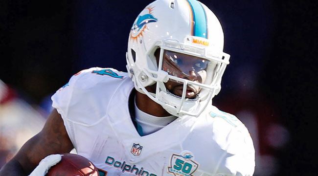 Week 12 Inactives: Jarvis Landry a go for Miami