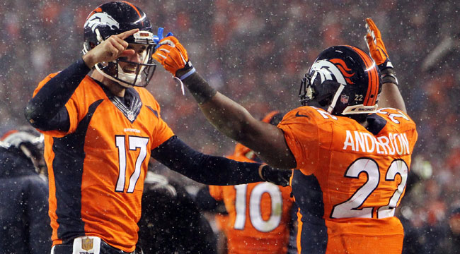 Takeaways: Is Osweiler the man in Denver now?