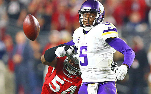 Mike Zimmer: 'Probably could've called something else' on fumble