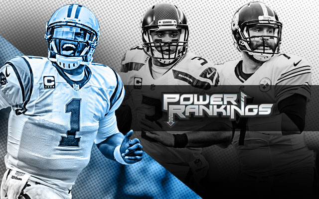 NFL Power Rankings: Nobody wants to play the Seahawks and the Steelers - NFL - CBSSports.com