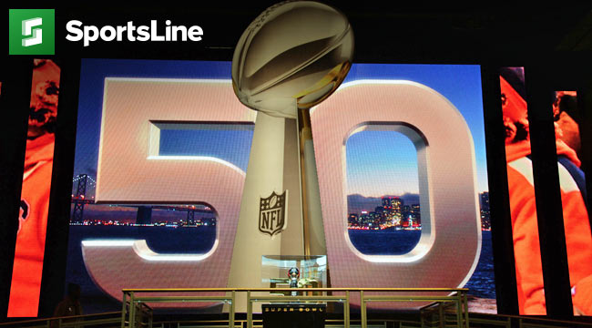 SportsLine: Who's the pick in Super Bowl 50?