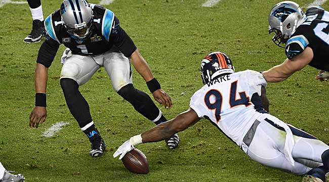 WATCH NOW: Highlights of Super Bowl 50