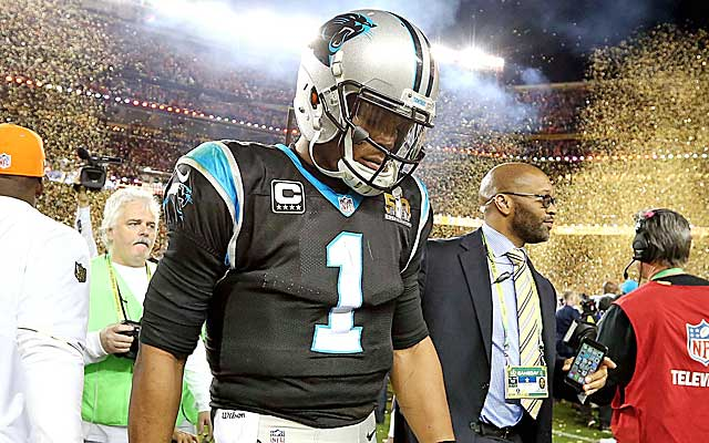 Cam Newton can learn a lot from other great QBs who lost a Super Bowl