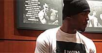 Peyton impersonation (Screen Shot)