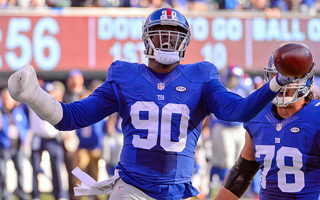 JPP played eight games this season after injuring his hand in a fireworks accident. (USATSI)